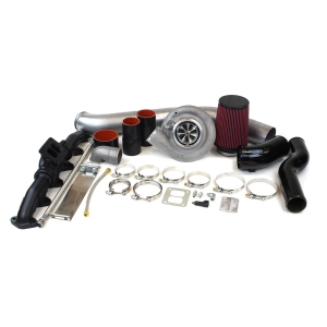 2003-2007 5.9L Cummins S300 SX-E 62/68 With .91 A/R Single Turbo Kit-32940