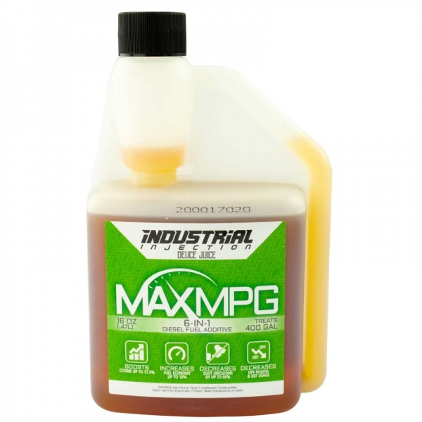 MaxMPG ALL Season Deuce Juice